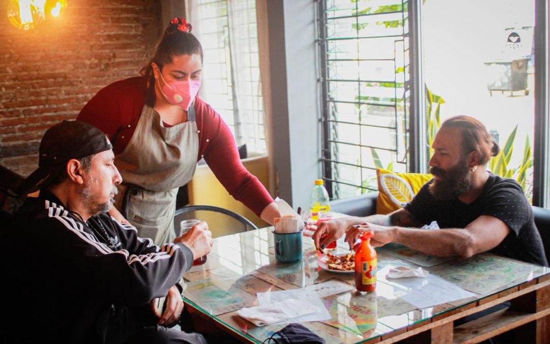 Meat-free in Mazatlan: vegan and vegetarian community builds businesses to serve their tastes